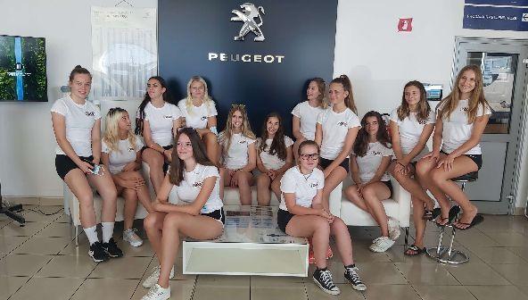 Peugeot in ŽOK Puconci