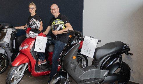 Prodaja in servis skuterjev Peugeot